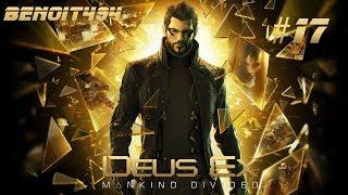 Deus Ex  Mankind Divided [FR] épisode 17