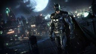 Batman Arkham Knight Gameplay on GTX 1070 8gb HP Omen 17-w203la (Maxed)