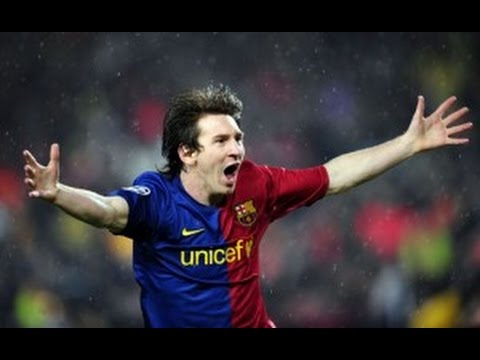 Lionel Messi - Genius , Magisterial Dribbling Skills And Goals