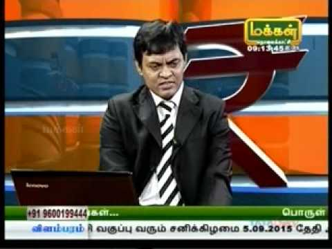 Makkal tv valagam Moorthy