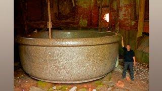 видео Царь-ванна в Баболовском парке