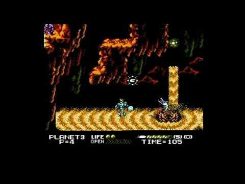 Street Fighter 2010: The Final Fight(NES) [No Death Run]
