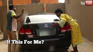 I Surprised My Mum With A Christmas Gift | MC SHEM COMEDIAN | African Comedy