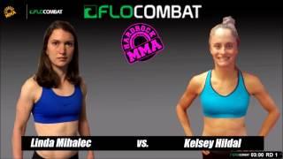 Hardrock MMA 84 Fight 8 Linda Mihalec vs Kelsey Hildal 105 Ammy Female