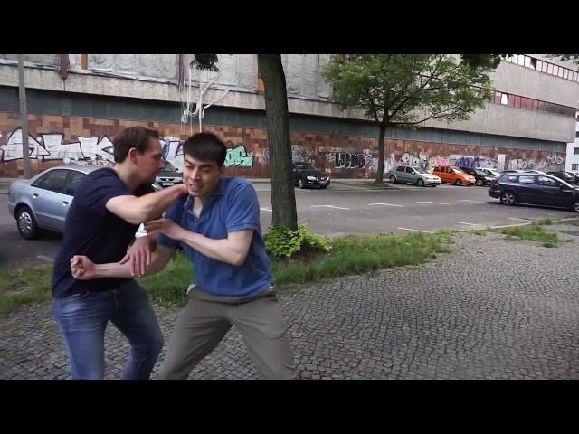 Selbstverteidigung auf der Straße