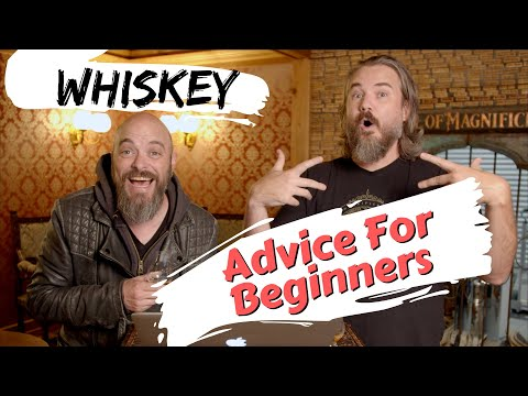 The Best Advice For Whisk(e)y Beginners (crowdsourced From Whiskey Lovers)
