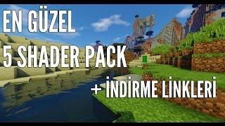 Minecraft En Güzel 5 Shader Pack + İndirme Linkleri