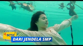 Kesakitan, Wulan Jatuh Tenggelam di Kolam | Dari Jendela SMP Episode 45 dan 46