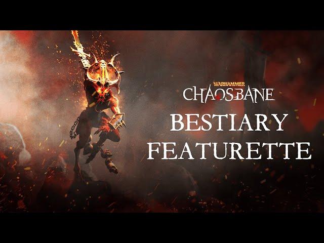 Warhammer: Chaosbane (видео)