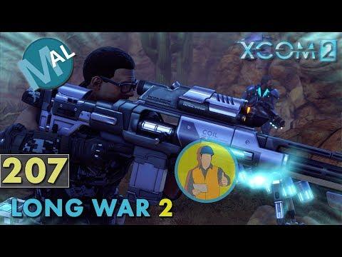LONG WAR 2 1.4 | PART 207| SQ4 INFL105 [CONSTRUCTION UNIT] OPERATION HAMMER GOD | XCOM 2