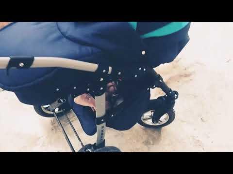 Обзор коляски BERTA 2 в 1