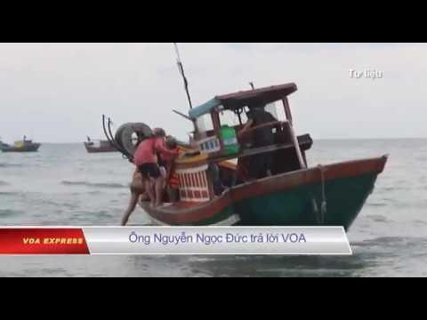 Truyền hình vệ tinh VOA 17/3/2017