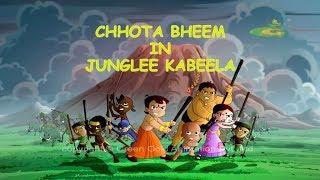Chhota Bheem in Junglee Kabeela Movie Track