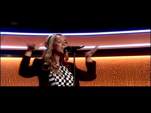 Leona Lewis - I Wish It Could Be Christmas Everyday - Jonathan Ross Show - 14th Dec 2013