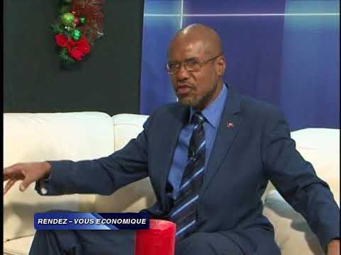 Grand Rendez-vous Économique avec Jude Patrick Salomon Ministre MEF Haiti