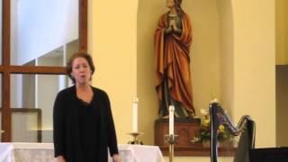 Linda Porter Sings Jesus Walked This Lonesome Valley Fix Me