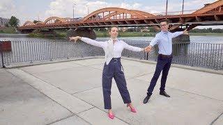 Frank Sinatra - The Way You Look Tonight - Pierwszy Taniec | Wedding Dance Choreography