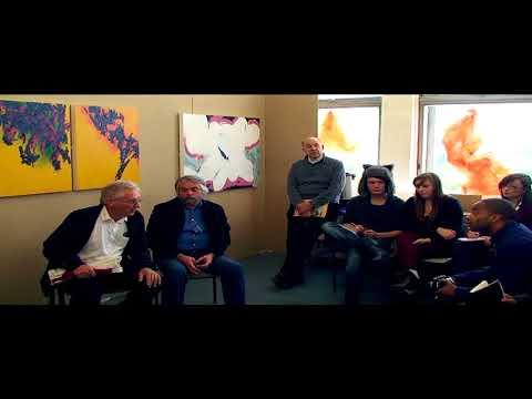 Ed Ruscha Artist's Talk  The University of Wolverhampton  by Lena Tchibor   Dailymotion