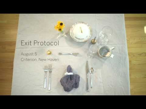 """Exit Protocol"" Trailer - 48 Hour Film Project New Haven 2015"