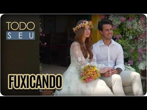 Fuxicando | Casamento Da Marina Ruy Barbosa - Todo Seu (19/10/17)