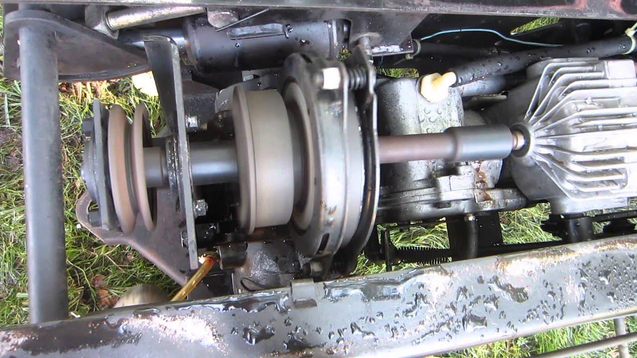 Deere 2000 RPM Rear PTO  YouTube