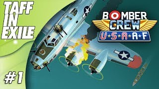 Bomber Crew | NEW B-17 Flying Fortress USAAF DLC | First Mission