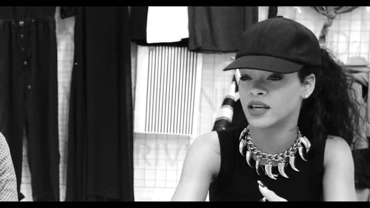 Rihanna for River Island Collection - Behind The Scenes Look