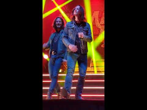 Home Free - end of Ring of Fire w/ending low note by Tim Foust - LaCrosse, WI 5/2/19