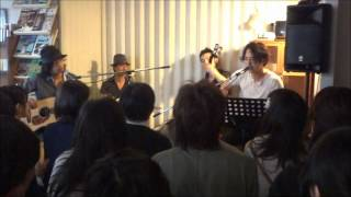 yoroshuwoss-torinaharay 2012/5/3@京都SOLE CAFE 撮影許可あり。 ドッ...