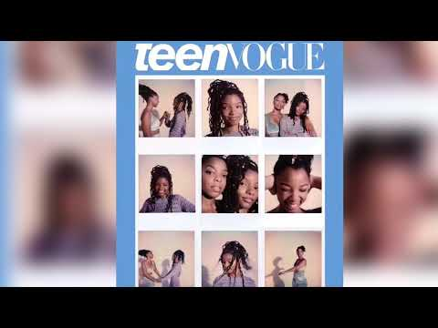 72f1b793cad Chloe x Halle On The Cover Of Teen Vogue s 2018 Music Issue + They Share A  Playlist With Us