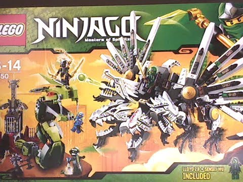 Lego ninjago video review epic dragon battle 1 2 fran ais youtube - Lego ninjago le grand devoreur ...