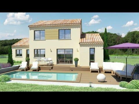 Maison tage du constructeur maison familiale geoxia youtube - Geoxia maisons individuelles ...