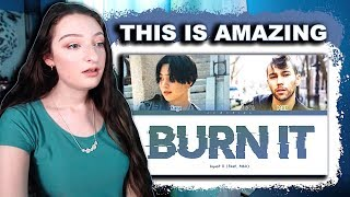 Baixar AGUST D ft. MAX - Burn It Reaction!! First Listen + Lyrics Talkthrough