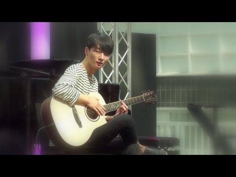 Sungha Jung - Musikmesse Frankfurt 2016 ( Flaming )