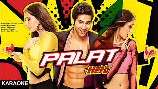 Palat Arijit Singh Karaoke