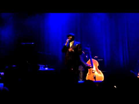 Gregory Porter  Take me to the alley @Oosterpoort 121015