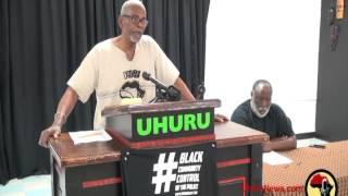 Omali Yeshitela Calls Out White Media...