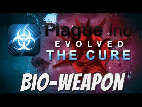 Plague Inc: The Cure - Bio Weapon Mega-Brutal Guide