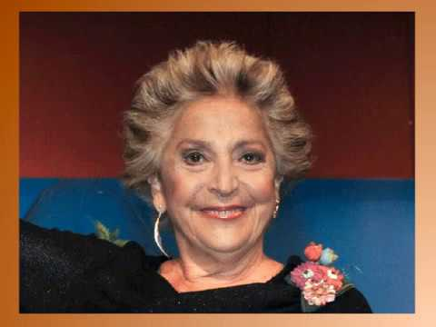 "Teresa Berganza ""Chanson de Zora"" Pecados de vejez, Rossini Live 1993"