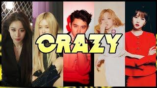 [DEBUT] CRUSHERS (크러셔) - CRAZY (미쳐) originally by 4MINUTES (…