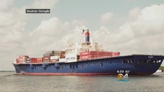 Debris Spotted As Crews Search For Ship Lost Off Bahamas