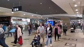 Evakuierung der City Galerie