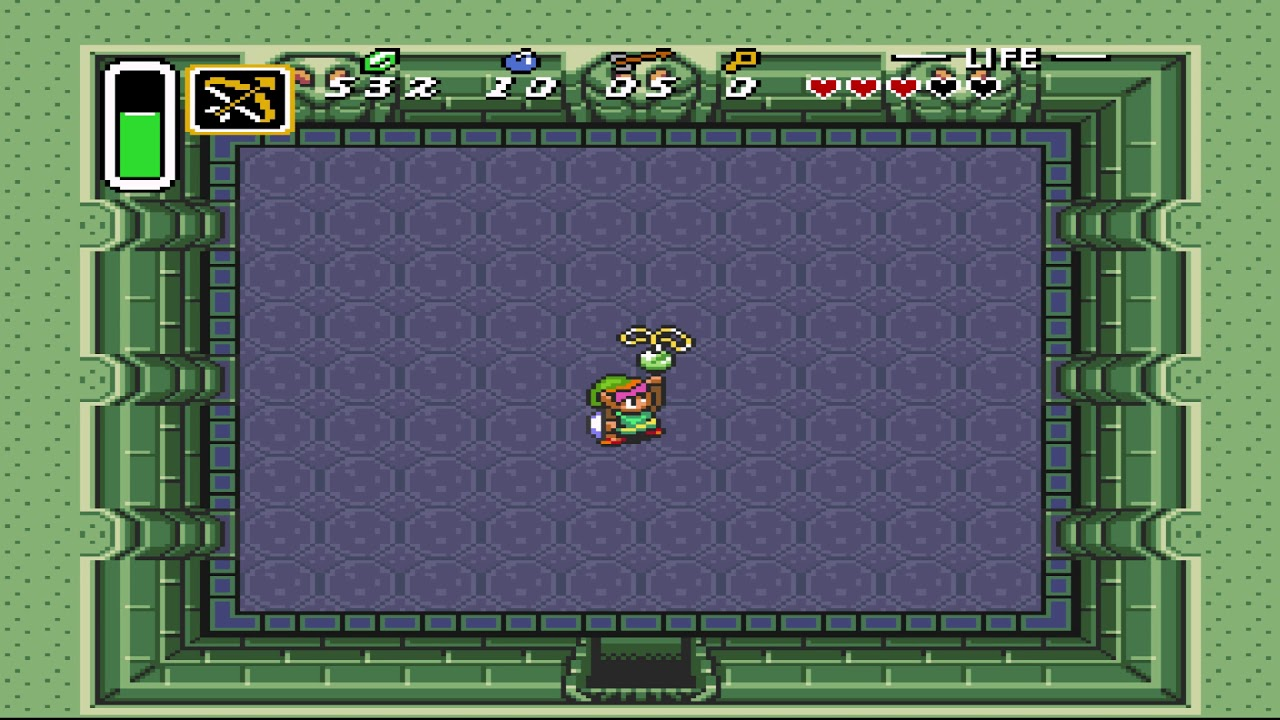 How to get the green pendant pendant of courage zelda a link to how to get the green pendant pendant of courage zelda a link to the past aloadofball Choice Image