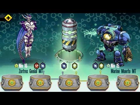 Mutants Genetic Gladiators - BREEDING + Gold box + Combat PVP Legendary