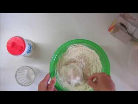 Пирог с вареньем постный Выпечка сладкая