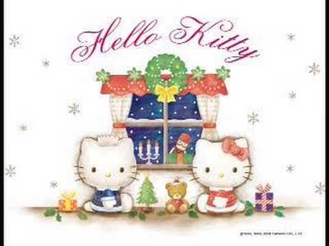 Hello Kitty Merry Christmas.Merry Christmas From Hello Kitty And Dear Daniel
