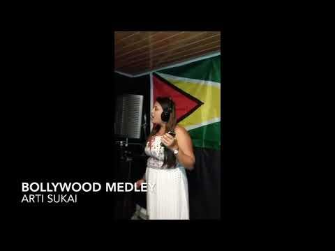 Arti Sukai - Bollywood Medley (Corentyne, Berbice, Guyana)