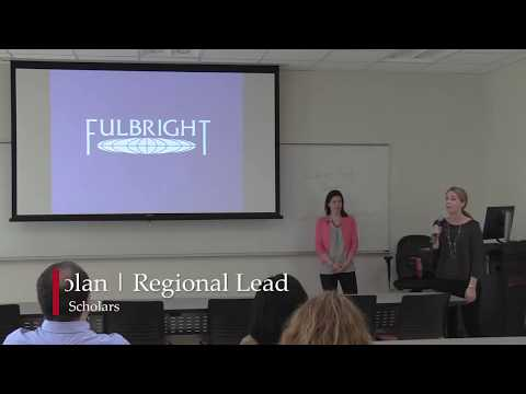 Fulbright Week Info Session with Program Officer