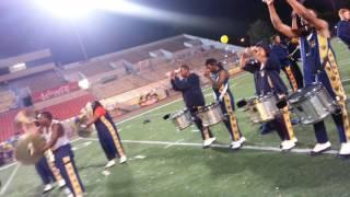 Drumline 2 The Movie Behind the Scenes (Drumline Rehearsal)