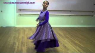 Worship Dance Choreography Instruction